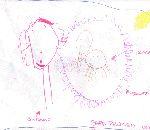 scuole in fattoria didattica..disegni bambini:Sara Prusso,3 anni.disegni per bambini da colorare,disegni per bambini di animali della fattoria,fattorie didattiche,scuole in fattoria,didattica in fattoria,compleanno in fattoria