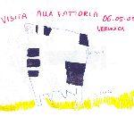 disegno bambino con animali in fattoria,Veronica asilo Maria Immacolata Oggiona S.Stefano,disegni da colorare di animali nella fattoria,disegni per bambini fattoria degli animali,scuole in fattoria,didattica in fattoria,fattorie didattiche,compleanno in f