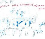fattorie didattiche..disegno della fattoria,Nicole asilo Maria Immacolata Oggiona S.Stefano,disegni da colorare di animali nella fattoria,disegni per bambini fattoria degli animali,scuole in fattoria,didattica in fattoria,fattorie didattiche,compleanno in