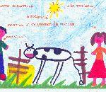 fattorie didattiche delle Marche.. fattoria,Daniela anni 6 asilo M.Immacolata Oggiona S.Stefano,disegni da colorare di animali nella fattoria,disegni per bambini fattoria degli animali,scuole in fattoria,didattica in fattoria,fattorie didattiche,compleann