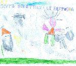 cavallo in fattoria didattica.. fattoria,Lorenzo asilo M.Immacolata Oggiona S.Stefano,disegni da colorare di animali nella fattoria,disegni per bambini fattoria degli animali,scuole in fattoria,didattica in fattoria,fattorie didattiche,compleanno in fatto
