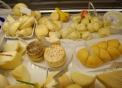 formaggio in fattoria da tullio..gelato in fattoria da tullio..fattoria didattica da tullio a canegrate in provincia di milano..