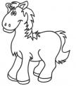 disegno cavallo della fattoria didattica in provincia di milano da colorare..cavallo in fattoria didattica alto varesotto da colorare..cavallo in fattoria didattica alto milanese da colorare