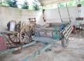 fattoria di tullio vecchi attrezzi agricoli..fattoria didattica milano per bambini..percorsi didattici per le scuole di milano in fattoria..agrigelateria in provincia di milano
