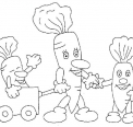 minestrone da colorare..verdure e ortaggi da colorare..fattoria didattica bari..fattoria didattica taranto