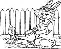 disegno coniglia da colorare..coniglietti da colorare..fattoria didattica tra milano e varese