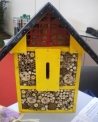 casa per insetti,casetta per insetti,nido per insetti,bugs hotel,casa per insetti utili nell'orto,casa delle api solitarie,rifugio di osmia,osmia e larva di osmia,albergo per insetti