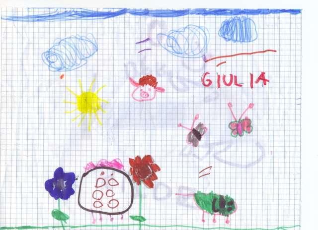 Disegni Bambini In Fattoria Didattica Giulia Calabròsomma L4