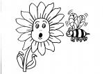 disegno ape da colorareapefioremielelape è u