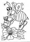 disegni animali da colorare:ape,miele,disegno ape da colorare..disegno ape operaia..disegno ape regina..,agriturismi in provincia di varese,prodotti tipici varesini,disegno calabrone da colorare..disegno ape regina da colorare