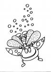 disegno coccinella da colorare:coccinella..disegno da colorare coccinella..fattoria didattica..disegni coccinelle da colorare e stampare per bambini..disegno insetti utili da colorare coccinella..coccinella che vola da colorare..coccinella su fiore da col