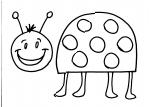 disegno coccinella da colorare:coccinella..disegno da colorare coccinella in fattoria didattica..disegno coccinelle da colorare e stampare per bambini..disegno coccinella volante da colorare..disegno coccinella con puntini da colorare