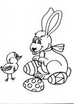 disegno coniglio in fattoria da colorare:coniglio,coniglietto..disegno da colorare coniglio in fattoria didattica..disegno coniglio con uova di pasqua da colorare..disegno leprotto da colorare..coniglia da colorare