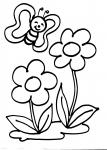 disegni animali da colorare..farfalla..disegno farfalle da colorare in fattoria didattica..fiore da colorare..disegno fiorellino da colorare..disegno farfallina da colorare..farfalla da colorare nel prato