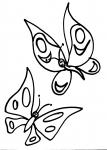 disegni animali da colorare..farfalle..disegno farfalla da colorare in fattoria didattica..disegno farfallina da colorare nel prato di fiori..maggiolino da colorare..bruchino da colorare..fiorellino da colorare