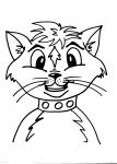 disegni per bambini da colorare..gatto-il gatto..disegno gatto da colorare..agriturismi di Varese, prodotti tipici varese..disegno di felini da colorare...disegno gattino da colorare..disegno micini da colorare per bambini..