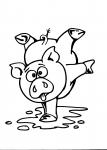 disegni animali della fattoria da coloraremaiale