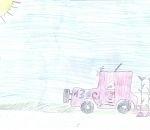 fattorie didattiche lombardia disegni bambini:disegno di Edoardo Rimoldi.anni 9,Busto Arsizio.Disegni bambini della fattoria,fattorie didattiche della provincia di varese con tanti animali della fattoria,disegni da colorare e foto animali della fattoria f