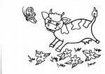 disegni animali della fattoria da colorare mucca...mucca..disegno bovino da colorare..disegno vacca frisona da colorare..disegno mucche al pascolo da colorare..mucca da latte