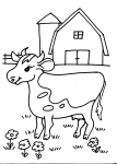 disegni animali in fattoria da colorare mucca,disegno manzetta da colorare..disegno manza da colorare.. disegno mucche in montagna da colorare..disegno tori al pascolo da colorare..toro da colorare..toro nero..toro granata da colorare