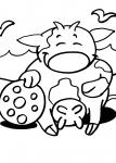 disegni animali della fattoria da colorare:mucca,le mucche disegno mucchina da colorare..agriturismi di Varese, prodotti tipici varesini, distributore di latte appena munto, salame prealpino, gelato in agrigelateria fattoria,disegno manzetta in  fattoria.