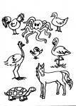 disegni animali in fattoria da colorare:fattoria ..disegno fattoria da colorare..disegno trattrice da colorare..disegno mietitrebbia da colorare..disegno animaletti della fattoria da colorare..contadino da colorare