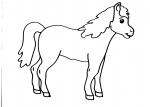 disegni per bambini animali in fattoria da colorare:cavallo,il cavallo..disegno cavallo da colorare..disegno cavallino da colorare..disegno puledro da colorare..disegno pony da colorare..disegno cavallo da corsa da colorare..disegno cavallo dei cowboy da