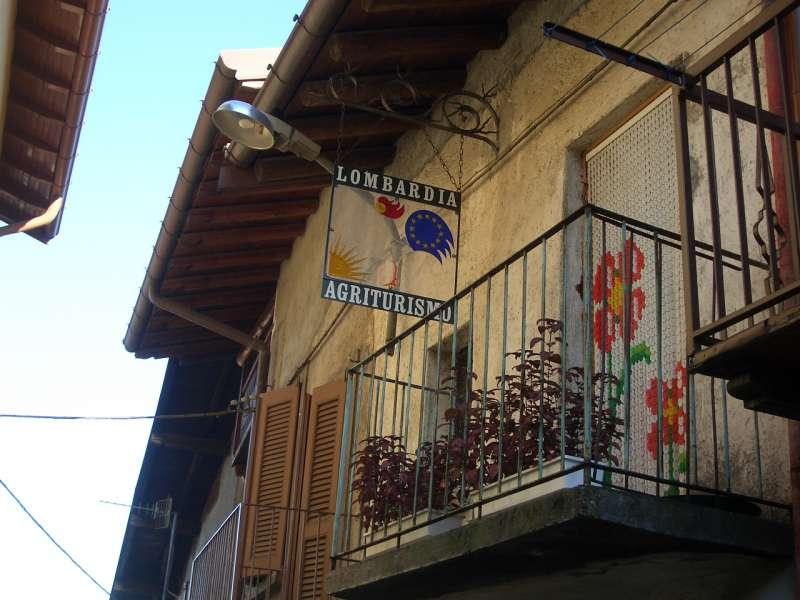 Agriturismo CA DEL MONTE a Porto Ceresio