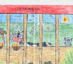 agriturismo b&b con camere disegni bambini:Christofer Bacchin,anni 10,Casenuove VA,disegni da colorare per bambini,foto animali nella fattoria,disegni animali fattoria,fattorie didattiche,fattoria per bambini,compleanno in fattoria