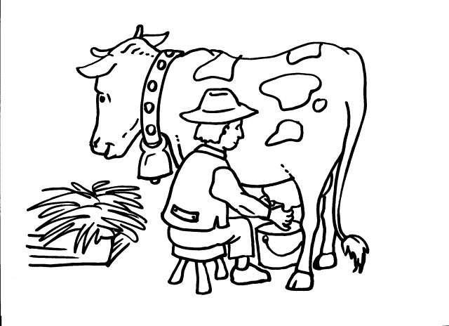 Disegni da colorare di una fattoria fare di una mosca for Disegno della fattoria americana