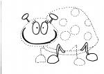 disegni animali della fattoria da colorare,disegni gratis da colorare,coccinella..le coccinelle insetti disegno gratis coccinella da colorare..coccinella..disegno coccinelle