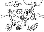animali da colorare,coloriamo gli animali nella fattoria,maiale..maialini..disegno verro da colorare..disegno scrofa da colorare..disegno maialini da colorare..
