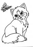 animali della fattoria,animali da colorare,colorare gli animali della fattoria,disegno gattino da colorare..disegno micetto da colorare..disegno micio da colorare..disegno gatto da colorare..