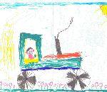 fattorie..scuole in fattoria..disegni bambini:Aurora Zanotti,anni 4,Casciago Va,disegni fatti dai bambini,disegni da colorare per bambini,animali della fattoria da colorare,agriturismi in provincia di varese..agriturismo b&b vicino a Milano..